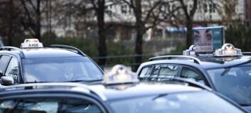 Samfunnsskadelig taxiregulering