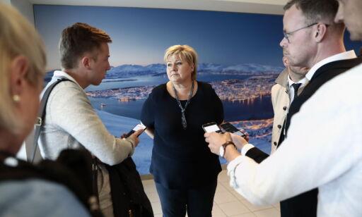 image: Erna om Sylvis Sverige-bråk: - Leit