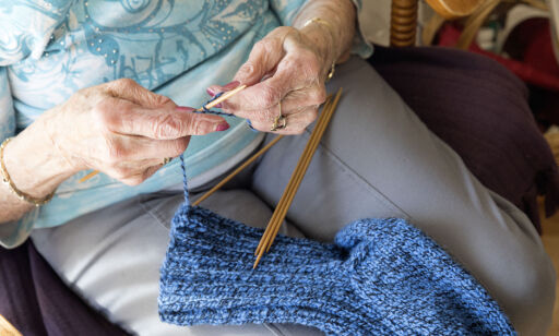 image: Nesten 75 prosent av eldre på sykehjem bruker legemidler mot psykiske plager. Det må vi snakke om