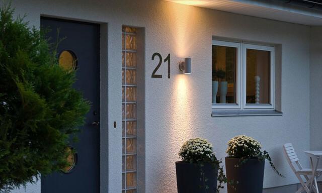 202d3e525 God utebelysning - Slik velger du riktig utebelysning - DinSide