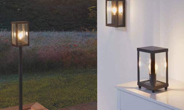 Glimrende God utebelysning - Slik velger du riktig utebelysning - DinSide SQ-27