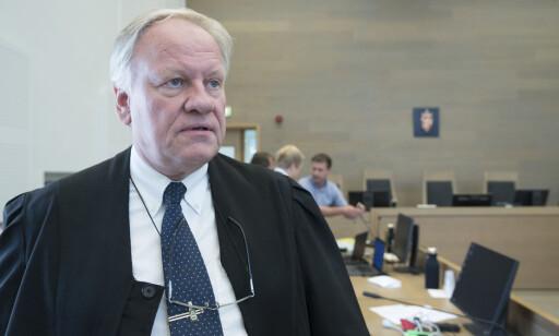 FORSVARER: Kopsengs forsvarer Sigurd Klomsæt mener klienten er offer for forhåndsdømming. Foto: Terje Pedersen / NTB scanpix