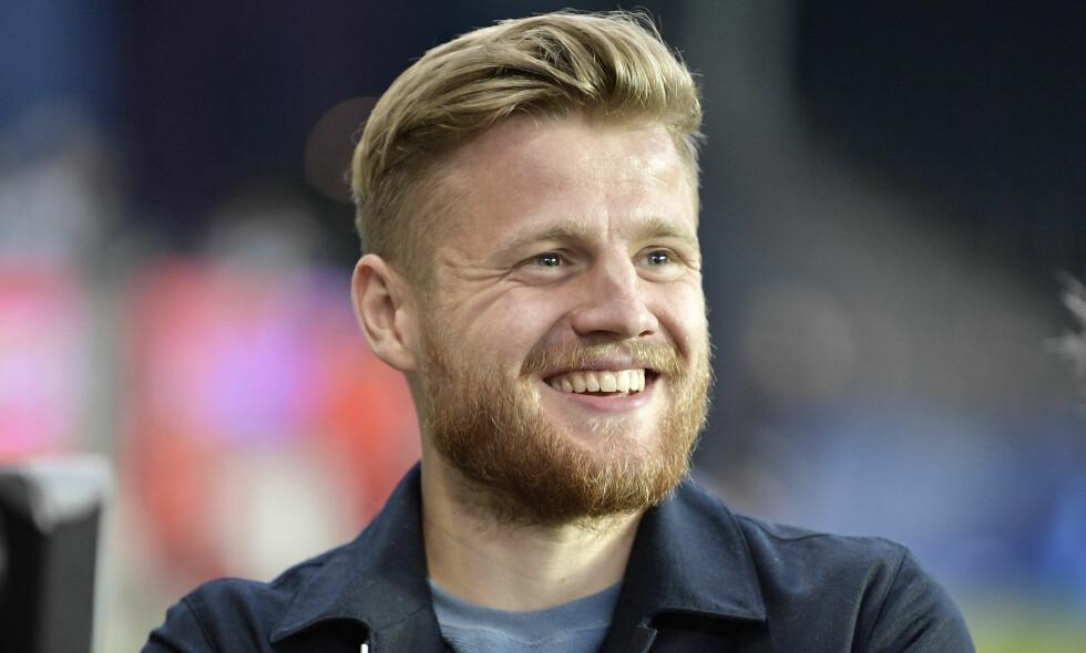 SCORET: Fredrik Midtsjø satte inn et kremmerhus av en scoring mot Roda. Foto: Ole Martin Wold / NTB scanpix