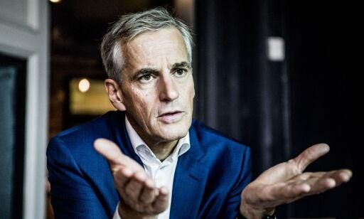 image: Ny krisemåling for Støre. Høyre større enn Arbeiderpartiet