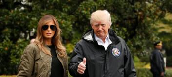 Melania Trump får massiv kritikk for skovalg, men var det egentlig fortjent?