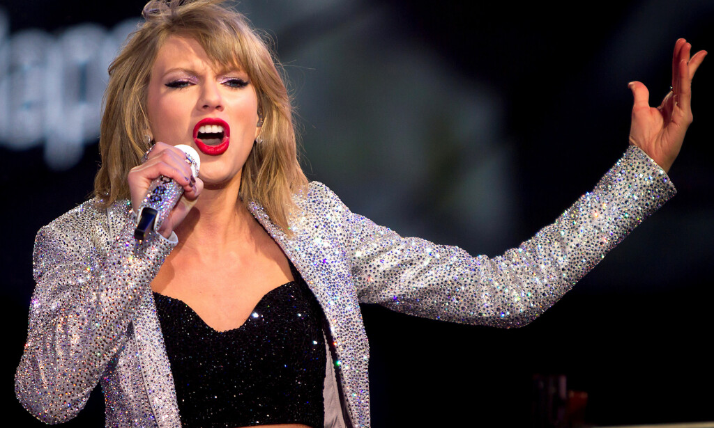 INGEN TYV: Taylor Swift ble anklaget av Backstreet Boys- , Maroon 5- og Justin Bieber-låtskrivere for låttyveri. Saken ble avvist. Foto: NTB scanpix