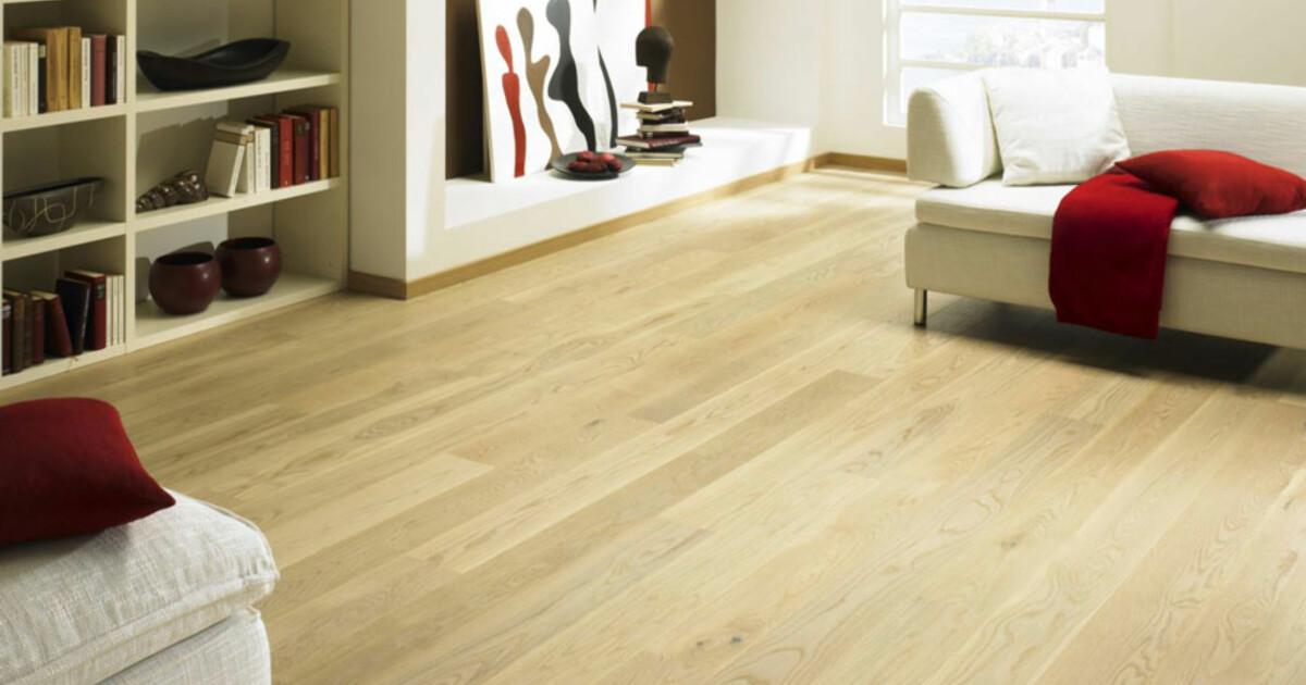 parkett eller laminat parkett er ikke alltid beste l sning dinside. Black Bedroom Furniture Sets. Home Design Ideas