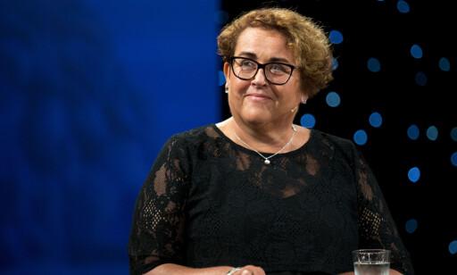 TAR GREP: Olaug Bollestad i Krf vil ha sykehjemsmat på den politiske dagsorden. Foto: NTB Scanpix