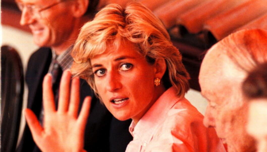 18. AUGUST: I midten av august var prinsesse Diana i Bosnia sammen med Norsk Folkehjelp og Det internasjonale nettverk for mineskadde (LSN). Prinsessen ble jaget av engelske journalister som ville høre om romansen til Dodi al-Fayed, men viftet avvisende mot dem. Foto: Robert Eik / Dagbladet