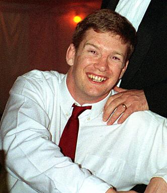 FØR ULYKKEN: Trevor Rees-Jones fotografert i 1994, tre år før bilulykken i Paris. Foto: NTB Scanpix