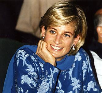 BLE BARE 36 ÅR: Prinsesse Dianas bortgang sendte sjokkbølger gjennom en hel verden. Her fra mai i 1997. Foto: NTB Scanpix