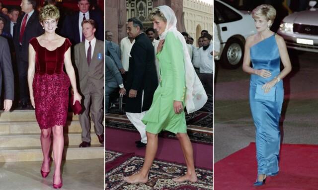 28e06756 Prinsesse Diana - Derfor var Diana dronningen av mote - Se og Hør