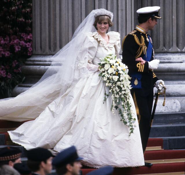 34ecc470 BERGTOK EN HEL VERDEN: Prinsesse Diana hadde alles øyne rettet på seg, da  hun