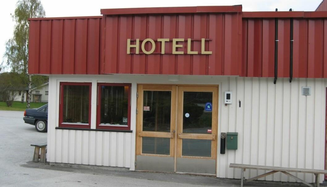 <strong>ENKELT OG BRA:</strong> Øiseth Hotell i Rendalen. Foto: Bjørn Eirik Loftås