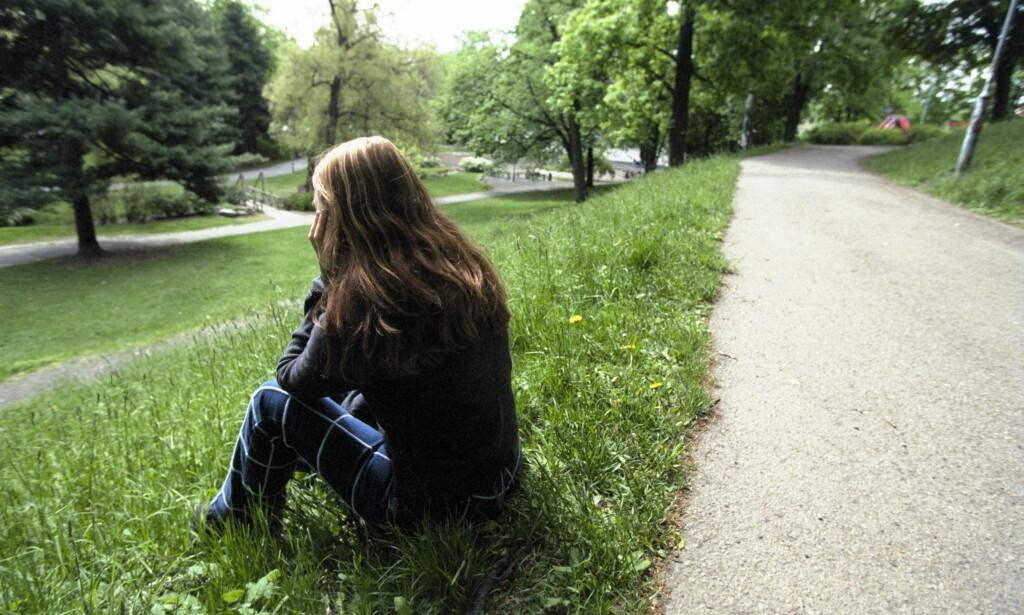 - Jeg møter mange unge mennesker som er født i ett fritt samfunn, men som selv føler de mangler frihet, skriver artikkelforfatteren. Foto: NTB Scanpix