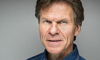 SENIORFORSKER: Einar Braathen.