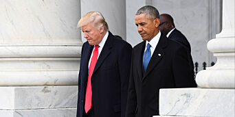 image: Justisdepartementet avviser Trumps oppsiktsvekkende anklager mot Obama