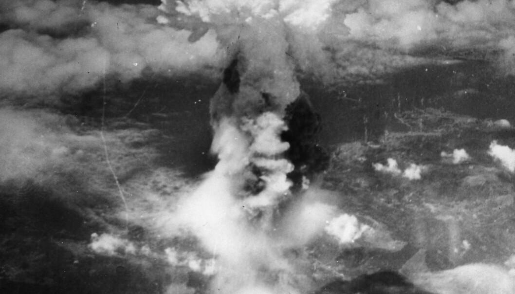 Nord-Koreas atombombe skal være fem ganger så kraftig som Nagasaki-bomba
