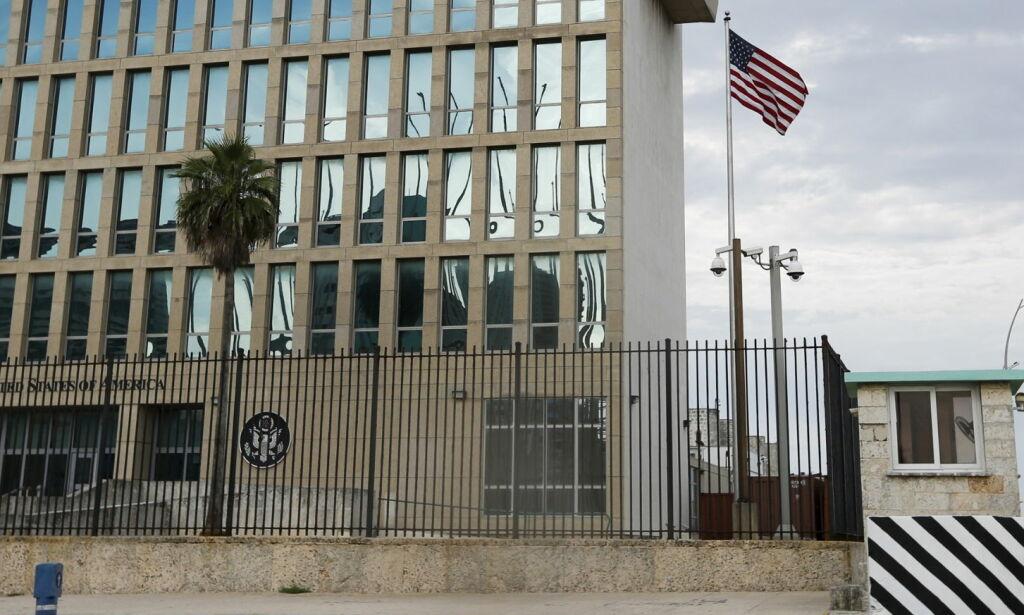 image: USA: 19 er rammet av «soniske angrep» mot ambassaden på Cuba