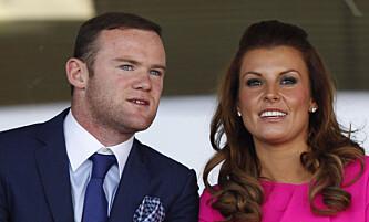 - Rooneys gravide kone er rasende