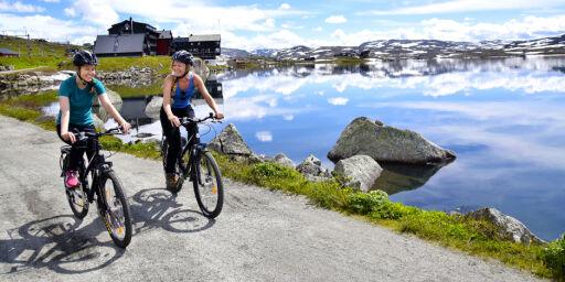 image: Denne sykkelturen er Norge på sitt vakreste
