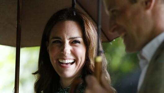 Hertuginne Kate gravid for tredje gang