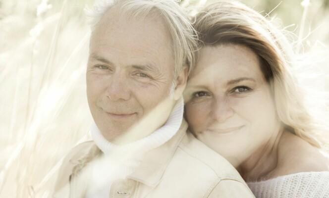 POWERCOUPLE: Veslemøy og Harald er blitt et av Hollywoods «powercouples». FOTO: Astrid Waller