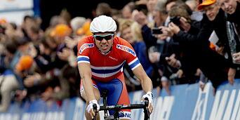 image: Her er oversikten over rittene under sykkel-VM i Bergen