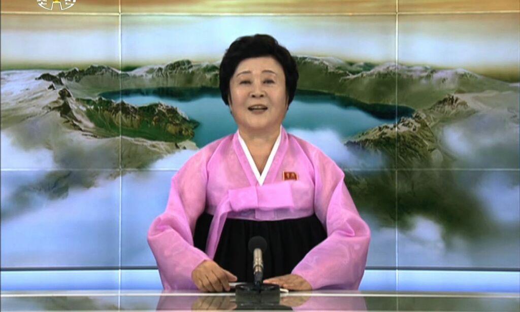image: Hun er ansiktet til den nordkoreanske trusselen: - Hun får fiender til å skjelve av frykt