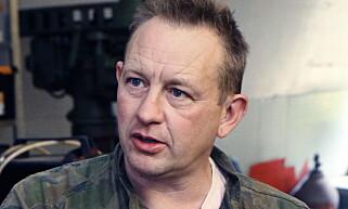 SIKTET: Den danske oppfinneren Peter Madsen er siktet for drap på den 30 år gamle journalisten Kim Wall. Han tilstår likskjending, men ikke drap. Foto: NTB scanpix