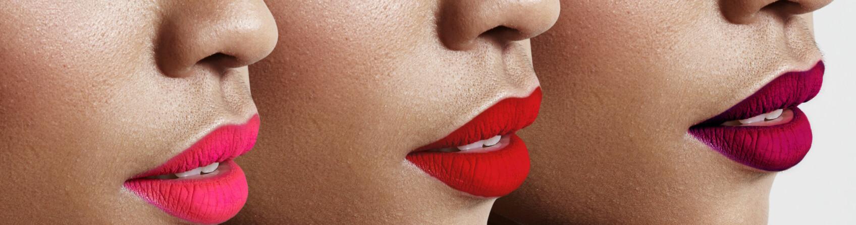 NOE FOR ALLE: LA Splash Cosmetics har kommet med en leppestiftkolleksjon inspirert av de kjente og kjære Disney-prinsessene. FOTO: Scanpix