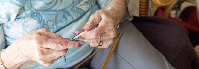Nesten 75 prosent av eldre på sykehjem bruker legemidler mot psykiske plager. Det må vi snakke om