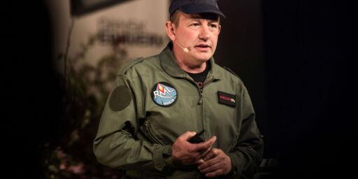 image: - Jeg har kjennskap til kirurgi i krigssituasjoner, så jeg visste godt at dette kunne la seg gjøre