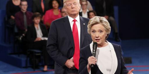 image: Beskriver Hillary som «ludderet»