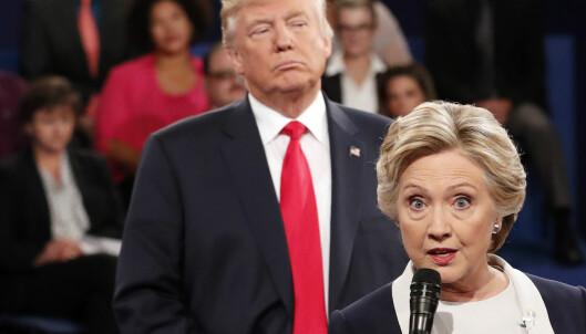 Hillary Clinton brutalt ærlig om sjokktapet mot Trump i ny bok: - Jeg var nummen