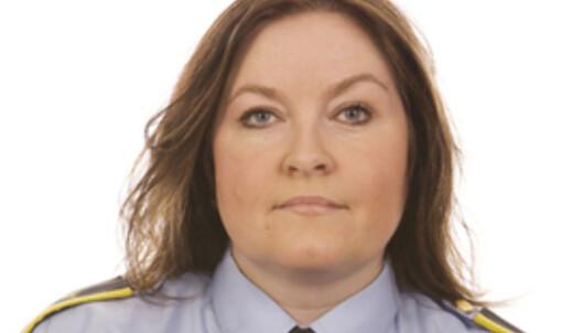 OVERVÅKER: Elisabeth C Nettum i Tolldirektoratet og hennes kolleger avdekker stadig mer finurlig kriminalitet over landegrensene.