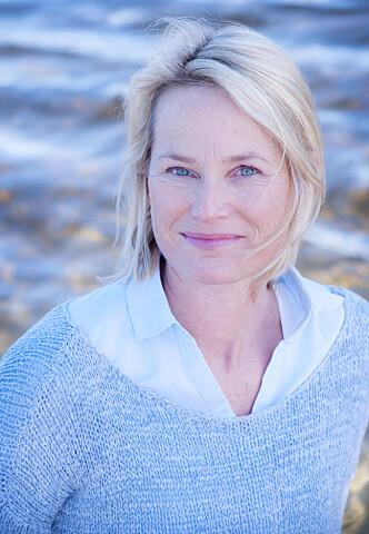 HØYE KRAV: Coach Nina L. Behncke erfarer at dagens unge opplever stort skole- og kroppspress. Foto: Privat