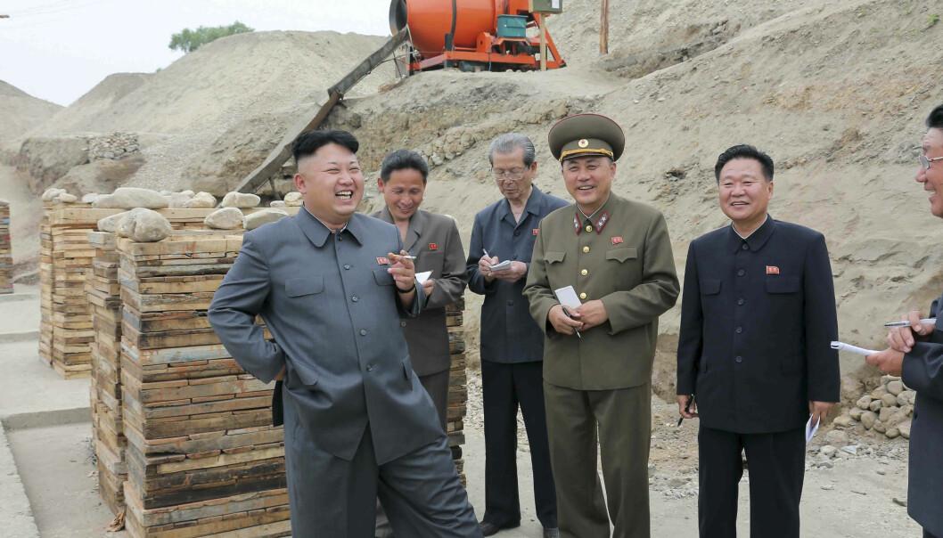 - Da kjæresten ba 15 år gamle Kim Jong-un om å kutte røyken, sprakk det for ham