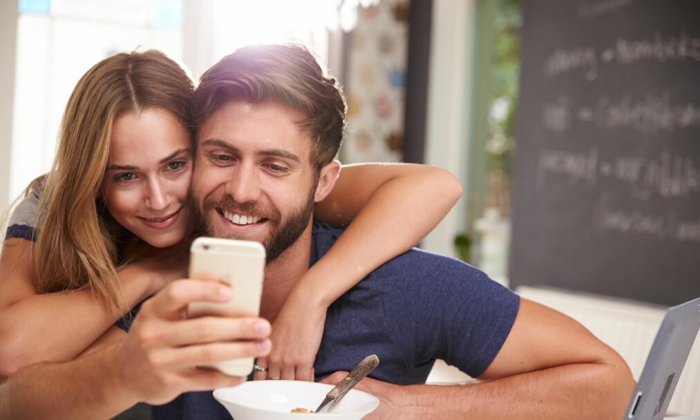 PROBLEMER I FORHOLDET: Nå kommer apper og nettløsninger for par som ønsker hjelp - uten å gå i parterapi.