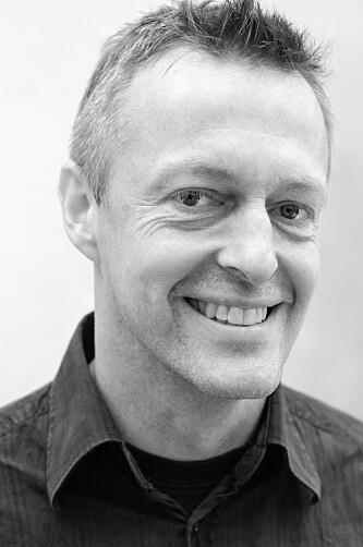 ØYEBLIKKELIG HJELP: - Par i akutt krise har ofte behov for hjelp med en gang, mener psykolog Andreas Løes Narum som har startet nettjenesten parweb.no.