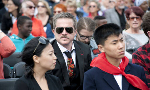 KUNST I NORD-KOREA: Morten Traavik har lenge samarbeidet med Nord-Korea. Foto: NTB Scanpix