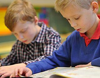 image: Kan skolen gjøre barn syke?