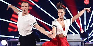 image: - Ikke noe problem for meg å danse i lite klær