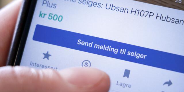 72a2ef96 Facebook utfordrer Finn.no - Slik fungerer Facebook Marketplace - DinSide