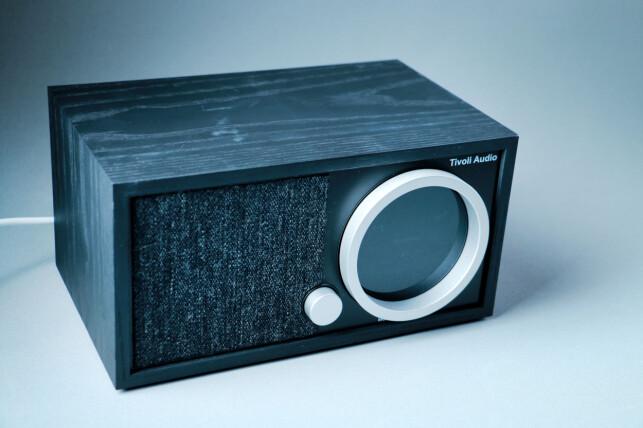 OPPFØLGEREN: Model One i FM-utgave er en av Norges mest solgte radioer gjennom tidene. DAB-utgaven lever dessverre ikke opp til dette. Foto: Ole Petter Baugerød Stokke