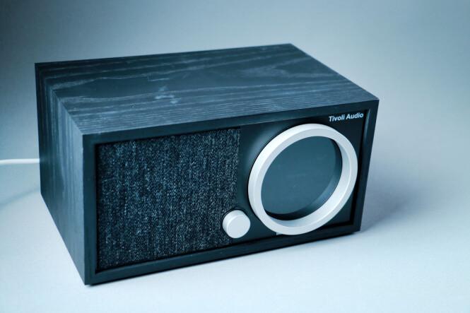 <strong>OPPFØLGEREN:</strong> Model One i FM-utgave er en av Norges mest solgte radioer gjennom tidene. DAB-utgaven lever dessverre ikke opp til dette. Foto: Ole Petter Baugerød Stokke