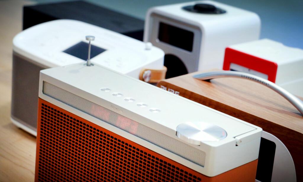 Test av DAB-radioer til over 2.000 kroner - Test av seks DAB-radioer i overklassen - DinSide