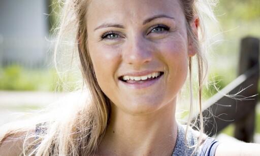 NYE IMPULSER: Martine Ek Hagen trengte et opphold fra langrennsfokuset. Det fikk hun på Kjendis-Farmen. Nå er motivasjonen på topp igjen.  Foto: Bjørn Langsem / Dagbladet