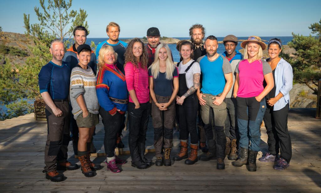 FARMEN 2017: I dag ble det kjent hvem som utgjør den 13. utgaven av TV 2s realitybauta «Farmen». Foto: Espen Solli / TV 2