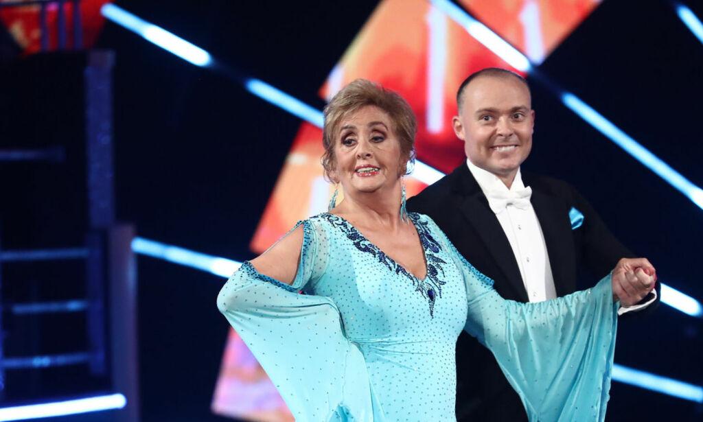 image: Kvinne ringte 112 for å stemme på Trude Drevland i «Skal vi danse»: - Fikk oss en god latter